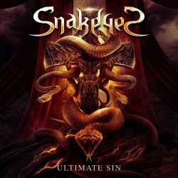 ULTIMATE SIN (CD DIGIPACK)