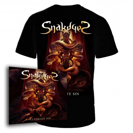 ULTIMATE PACK (CD+ CAMISETA)