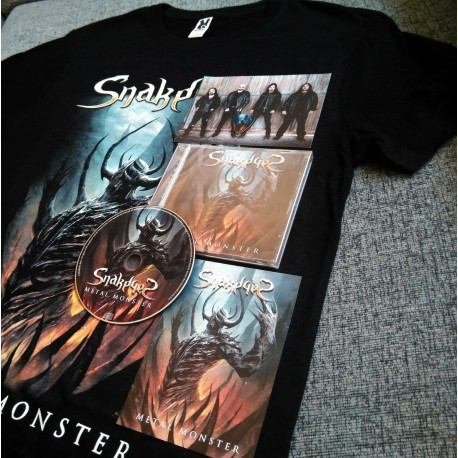 METAL PACK (CD + CAMISETA + POSTAL FIRMADA)