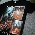 METAL PACK (CD + CAMISETA + POSTAL FIRMADA +  PUA)