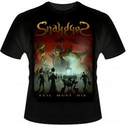 Evil Must Die T-Shirt
